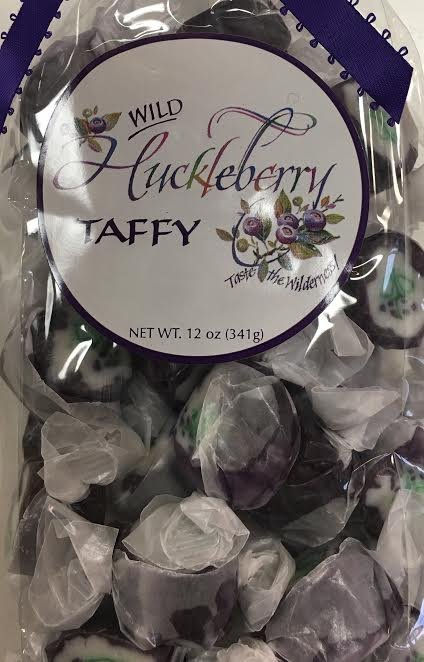12 oz Huck Taffy Bag