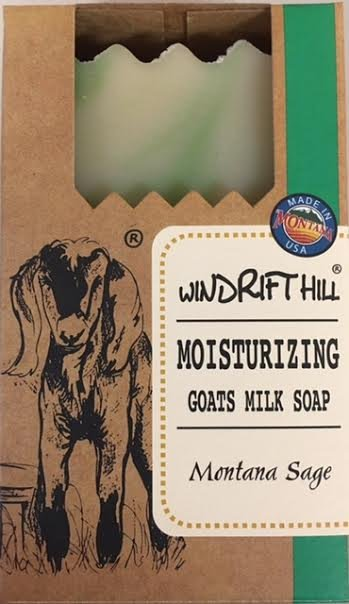Montana Sage Soap Bar