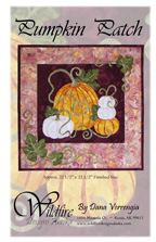Pumpkin Patch - Wildfire Designs Alaska - Pattern
