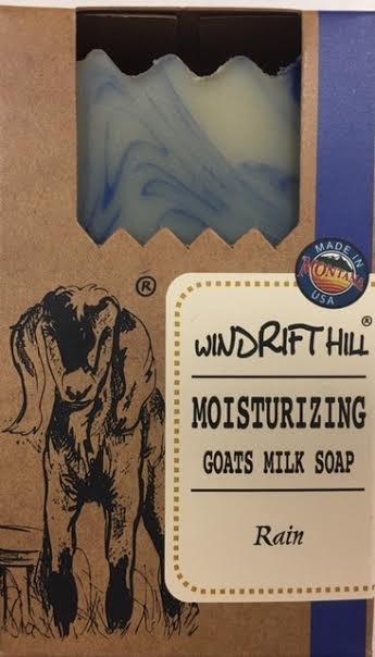 Rain Bar Soap