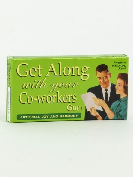 Co Workers Gum
