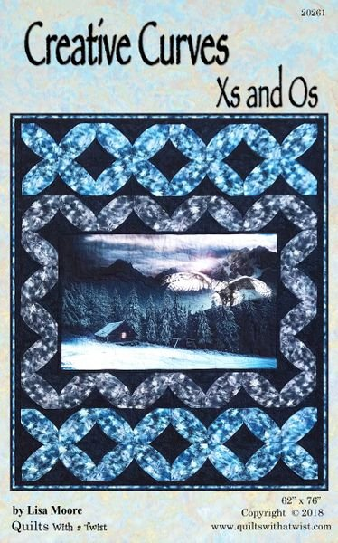 Midnight Owl Twin Size Quilt Kit