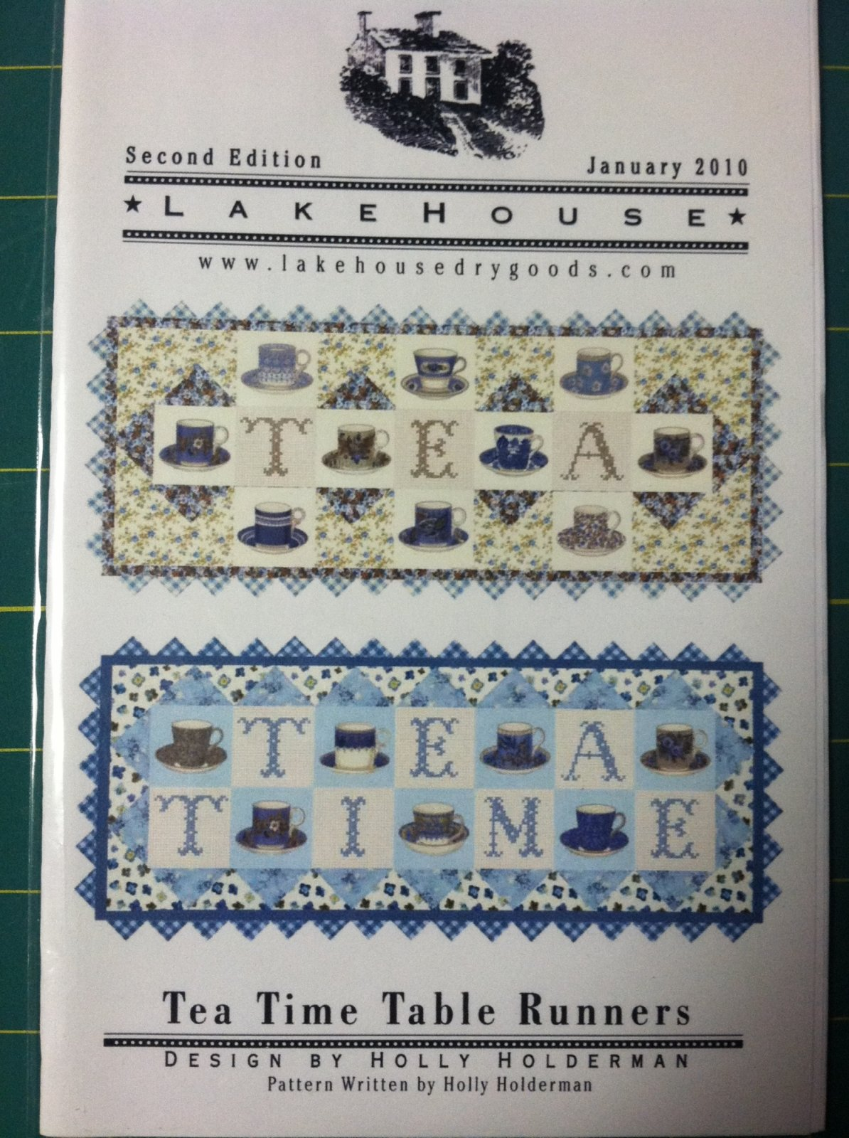 Tea Time Table Runners