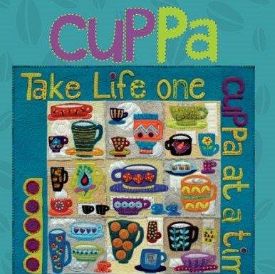Sue Spargo Pattern Book Cuppa SS755