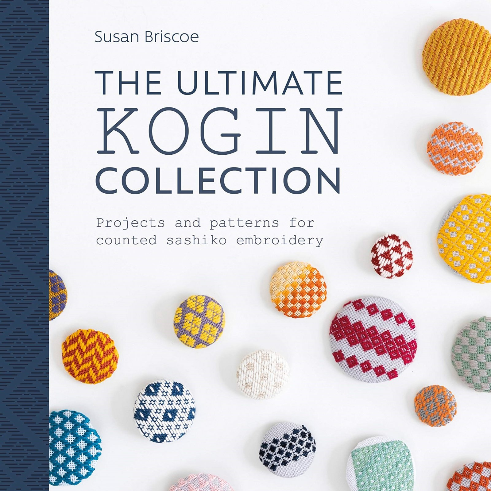 Susan Briscoe - The Ultimate Kogin Collection - Another Must Have Book