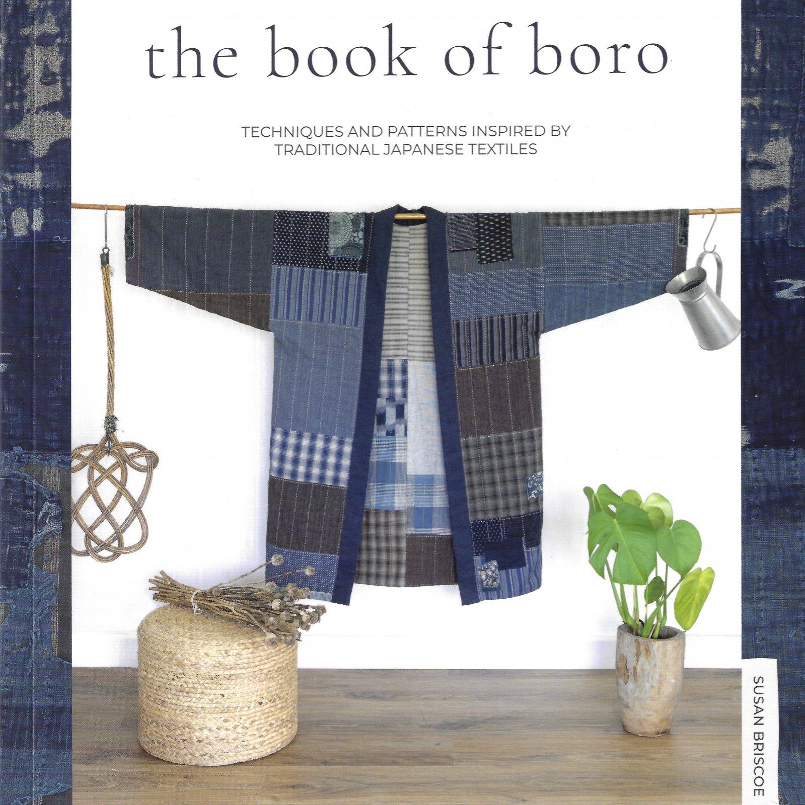 Susan Briscoe - The Book of Boro - Book