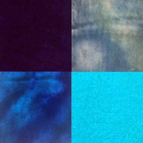 Sue Spargo - Hand-Dyed Silk Velvet Color Packs