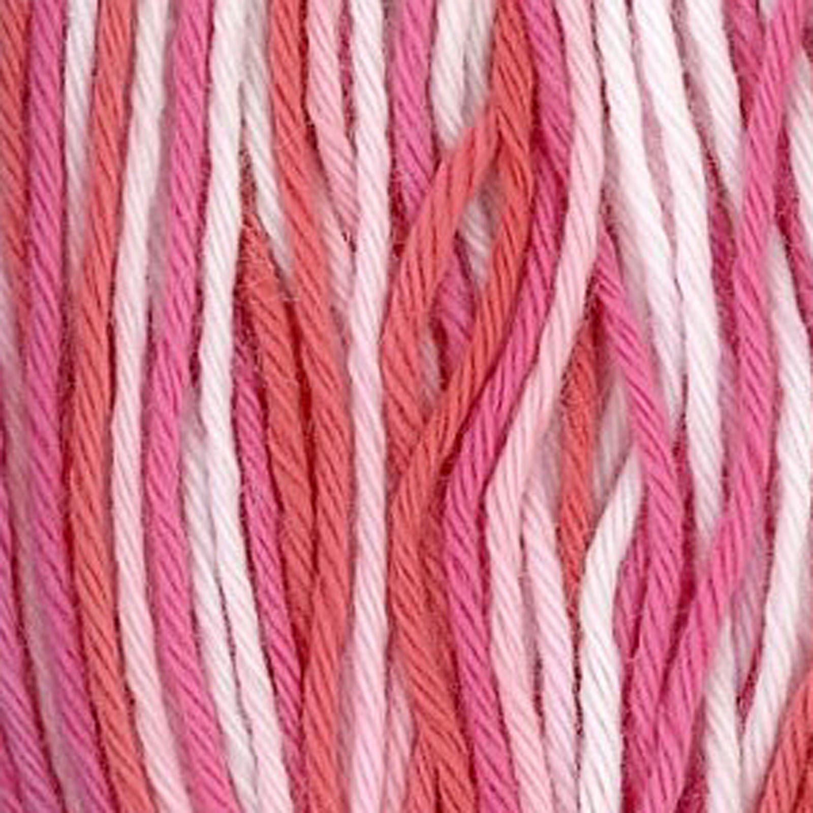 Olympus Sashiko Boro Thread Variegated Pinks White ST-20V53