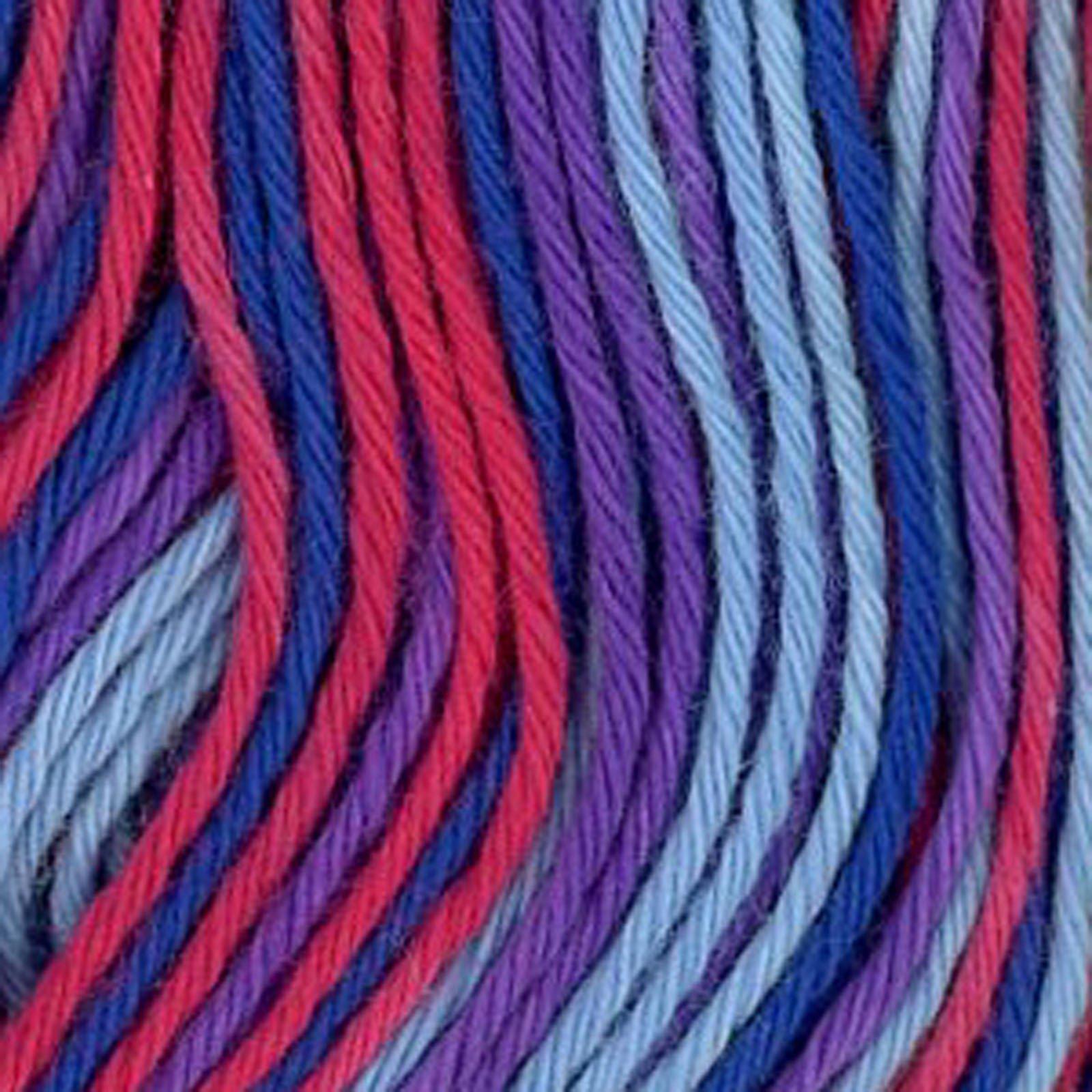 Olympus Sashiko Boro Thread Variegated Red Purple Blue ST-20V76