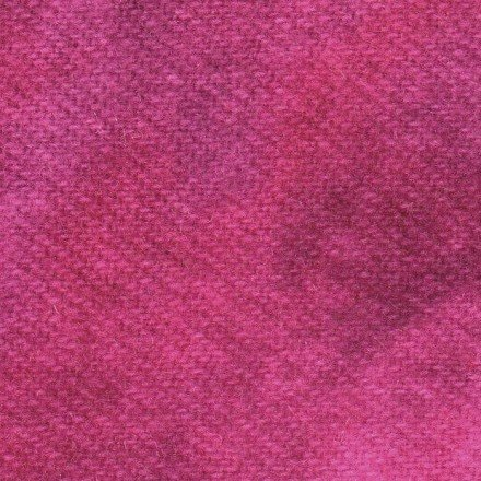 WoolyLady Fuschia Hand Dyed Felted Wool - Various Cuts