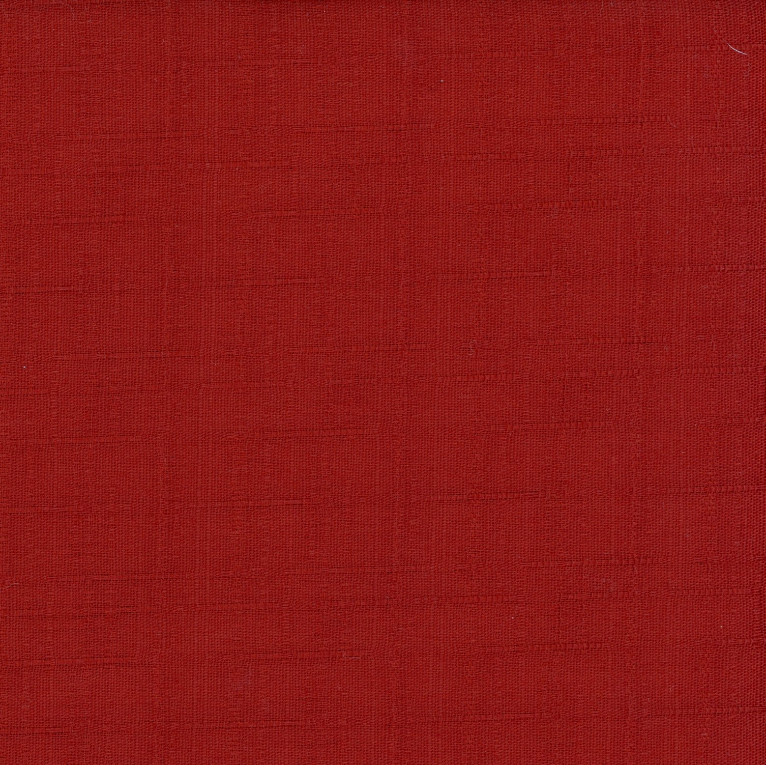 Dobby Weave Red Solid from Kobayashi KC-8260-B