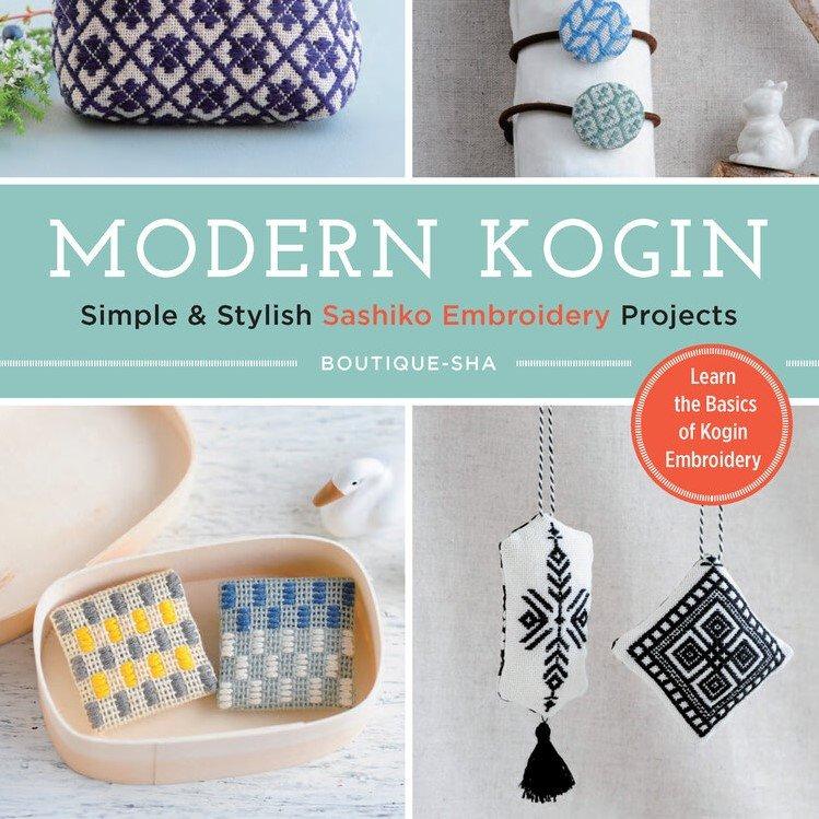 Zakka WS - Modern Kogin Book WBMZW2453