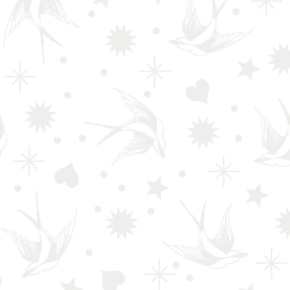 Free Spirit - Tula Pink Linework - Fairy Flakes Paper PWTP157.PAPER