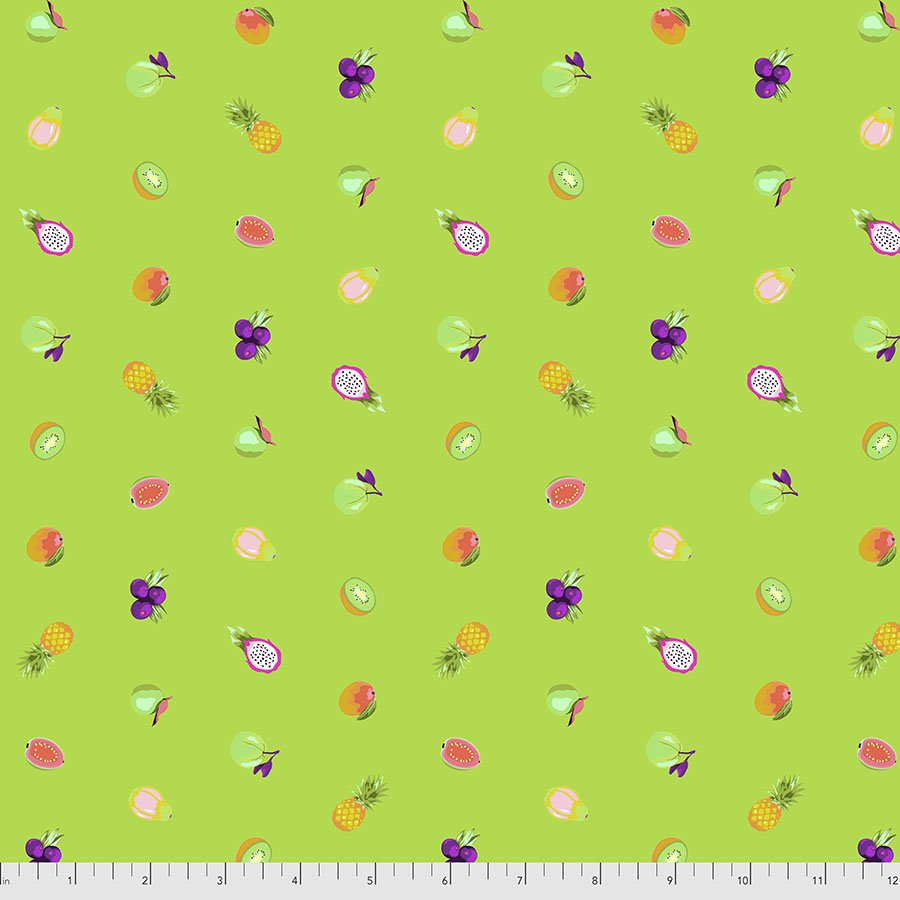 Pre-Order Tula Pink - Daydreamer - Forbidden Fruit Snacks - PWTP175.KIWI