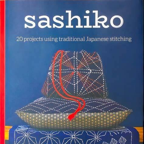 Sashiko by Jill Clay - Another Extrordinary Sashiko Book