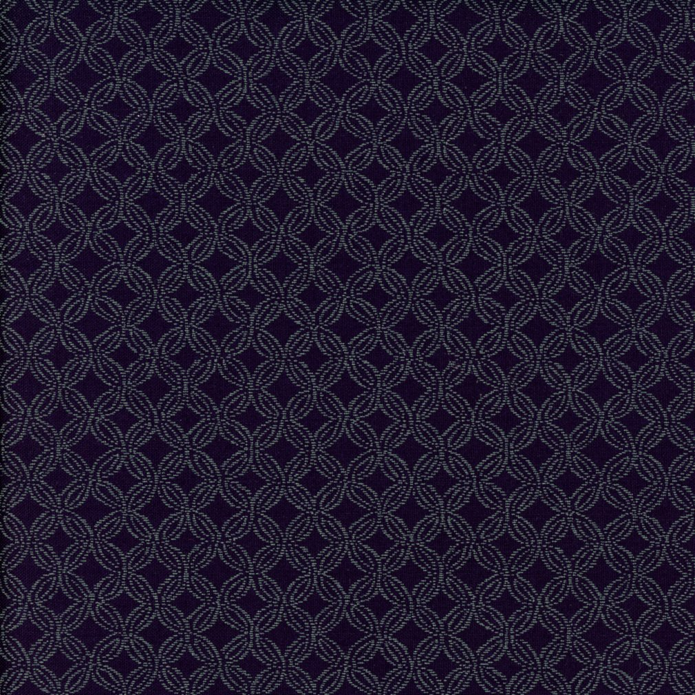 Linked Seven Treasures Kasuri Look Tone on Tone WS-2006-A
