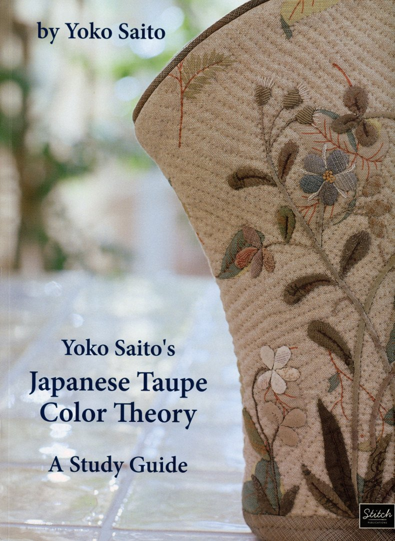 Yoko Saito Book Japanese Taupe Color Theory Study Guide
