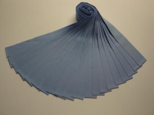 Honey Bun-Candy Blue Kona Cotton by Robert Kaufman