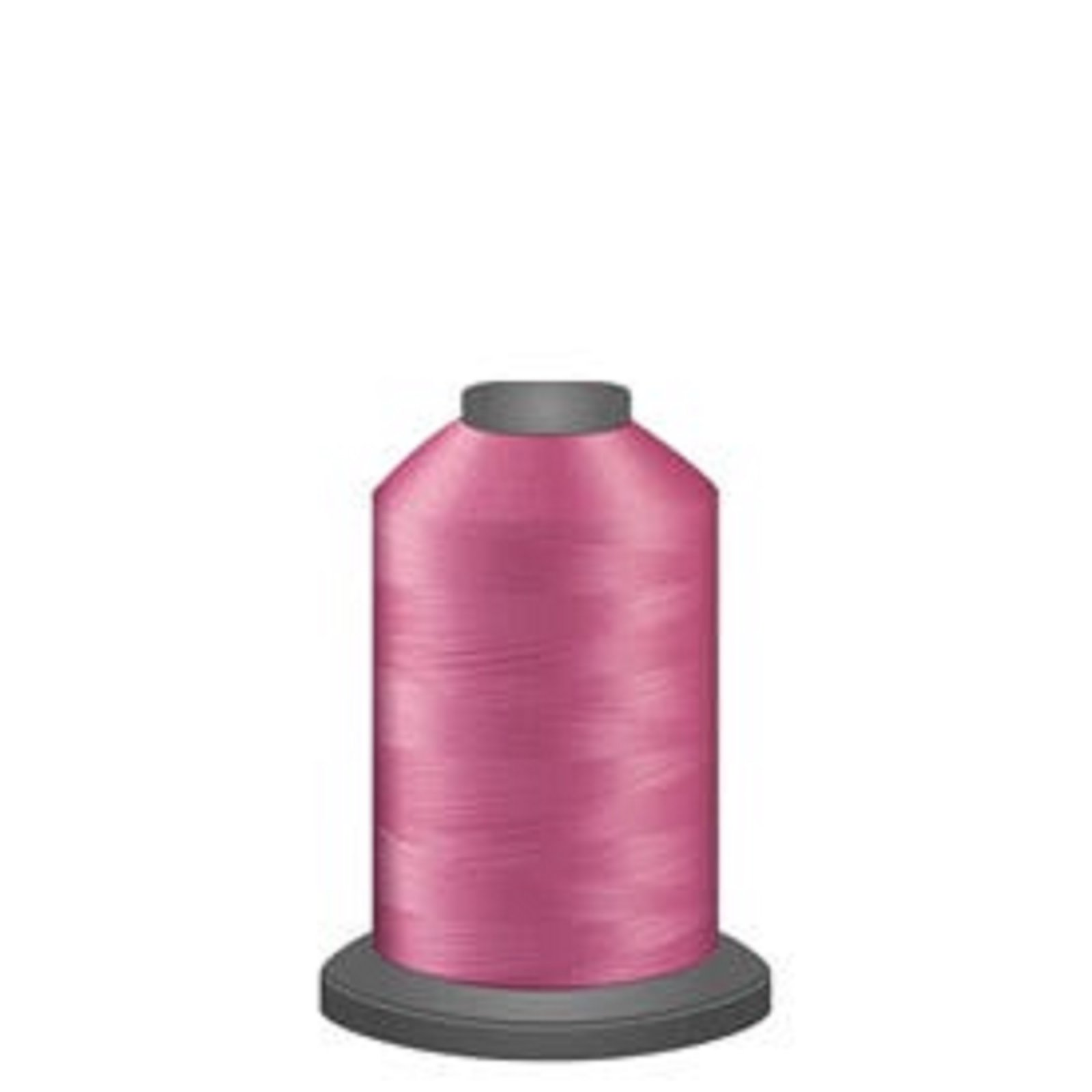 Glide thread-pink-1,000m spool-100% polyester