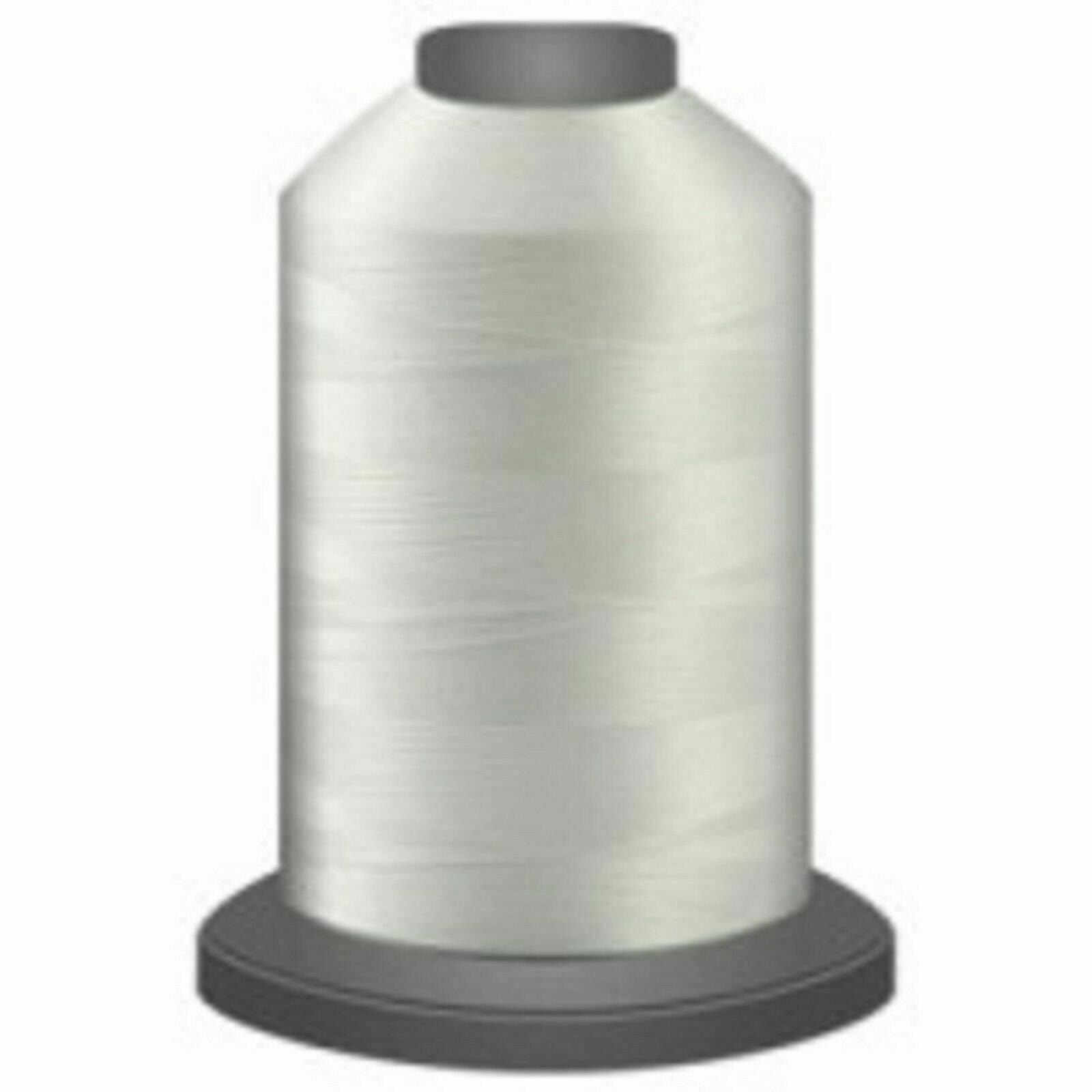 Glide Thread-White-5,500 Yard Spool-100% Polyester