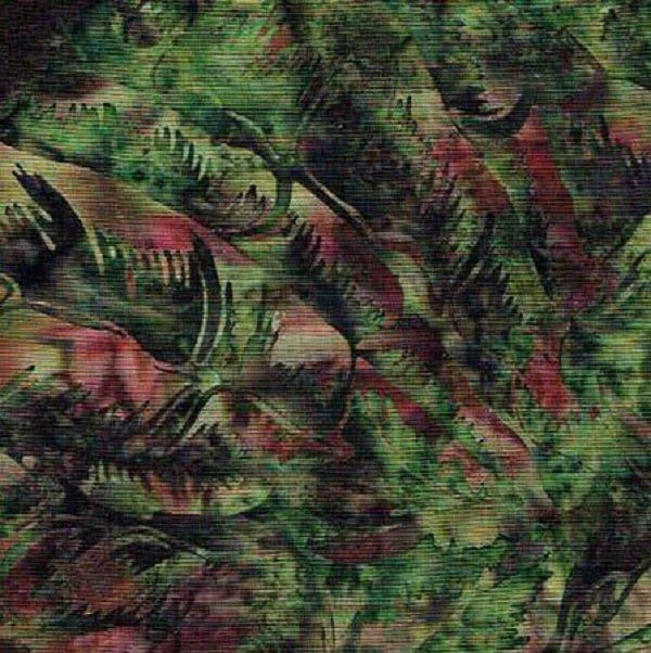 Bali Chop Jungle-Hoffman Fabrics-BTY