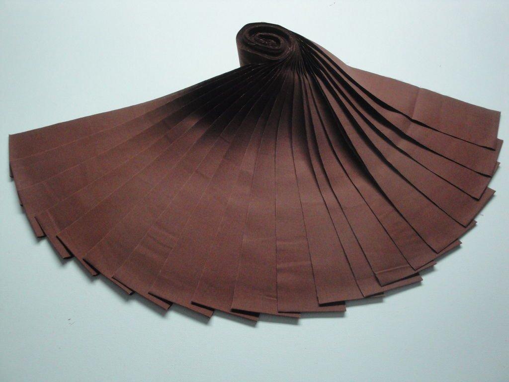 Jelly Roll-Chestnut Kona Cotton by Robert Kaufman