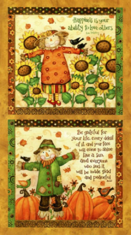 Grateful Harvest Panel by SPX Fabrics