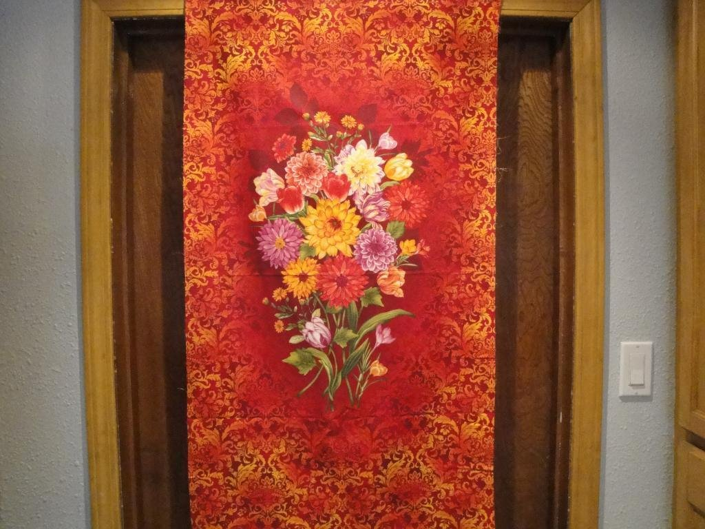 Floral Panel by Henry Glass