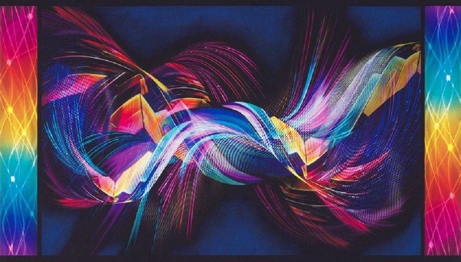 Intensity Digital Panel by Robert Kaufman