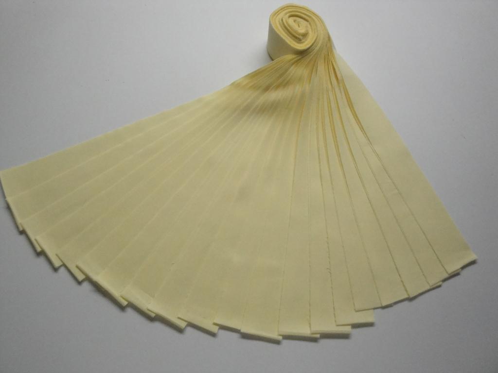 Honey Bun-Maize Kona Cotton by Robert Kaufman