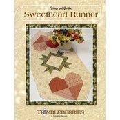 House and Garden Sweetheart Runner