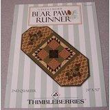Lodge & Lake Bear Paw Runner