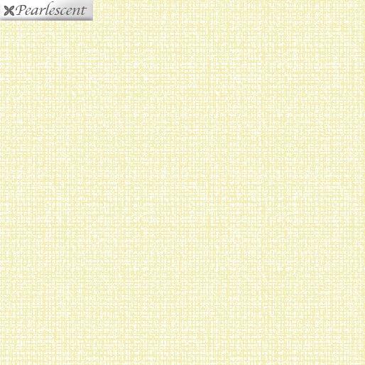 Color Weave Pearl  Pale Cream