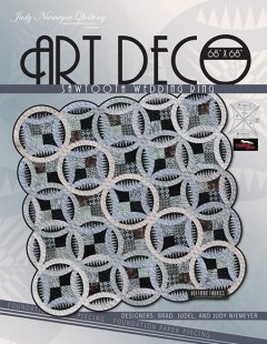 JNQ Art Deco Sawtooth 68 x 68