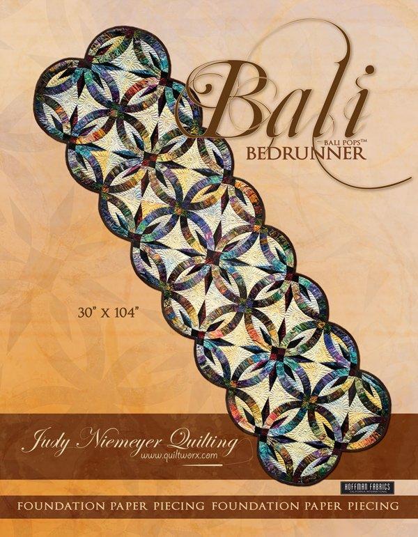 JNQ Bali Bed Runner 30 x 104