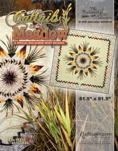 JNQ Cattails in the Meadow Special Edition 81.5 x 81.5