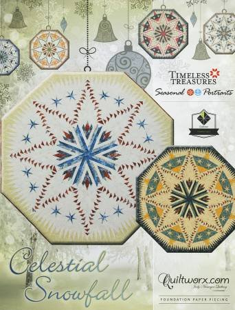 Celestial Snowfall Kit with Pattern