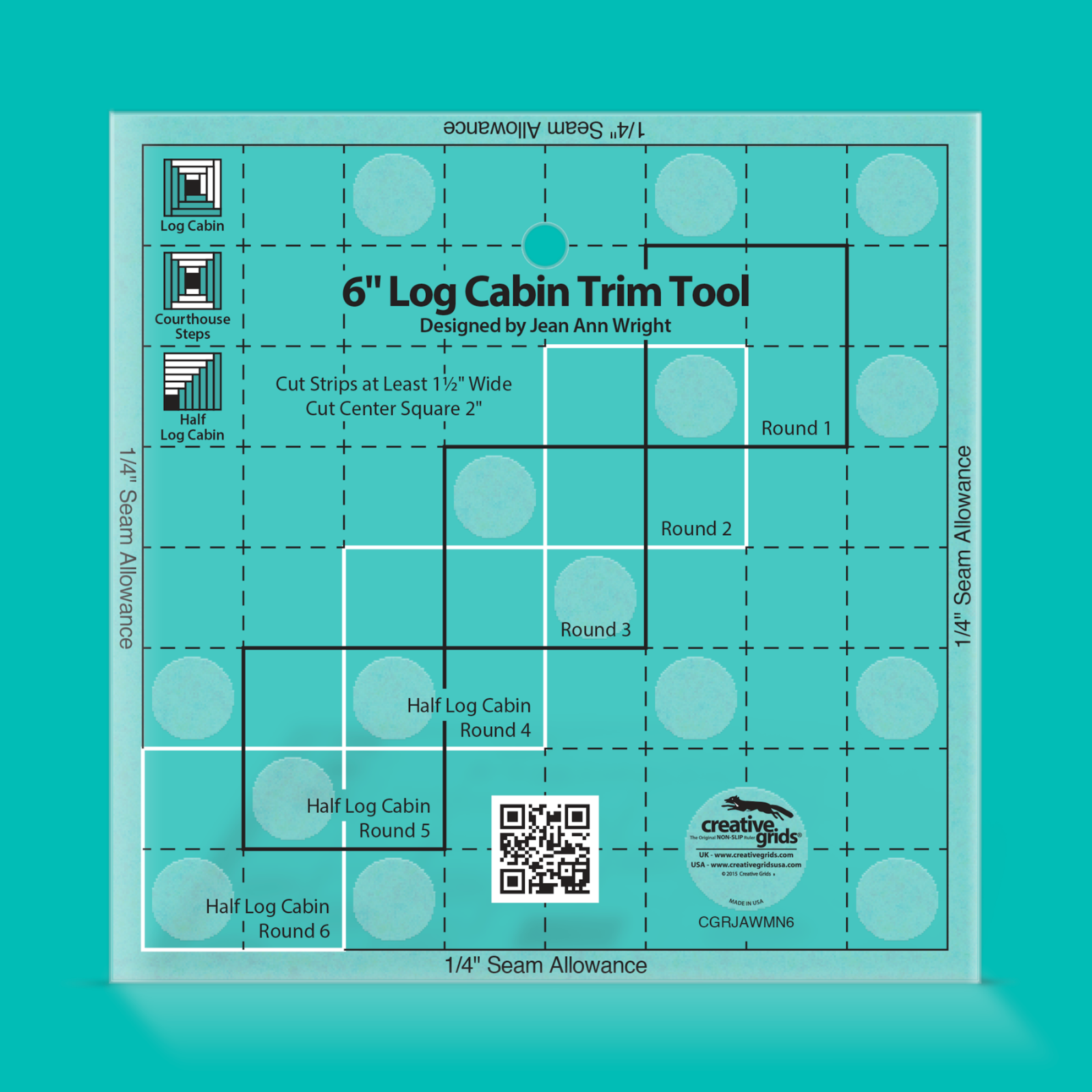 6 Log Cabin Trim Tool