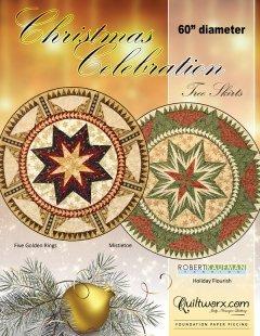 JNQ Christmas Celebration Tree Skirt 60