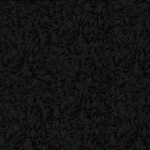 Michael Miller Fairy Frost Onyx (Black)