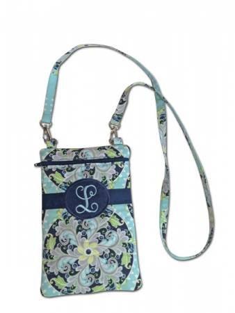 Charlene Crossbody Bag Embroidery CD