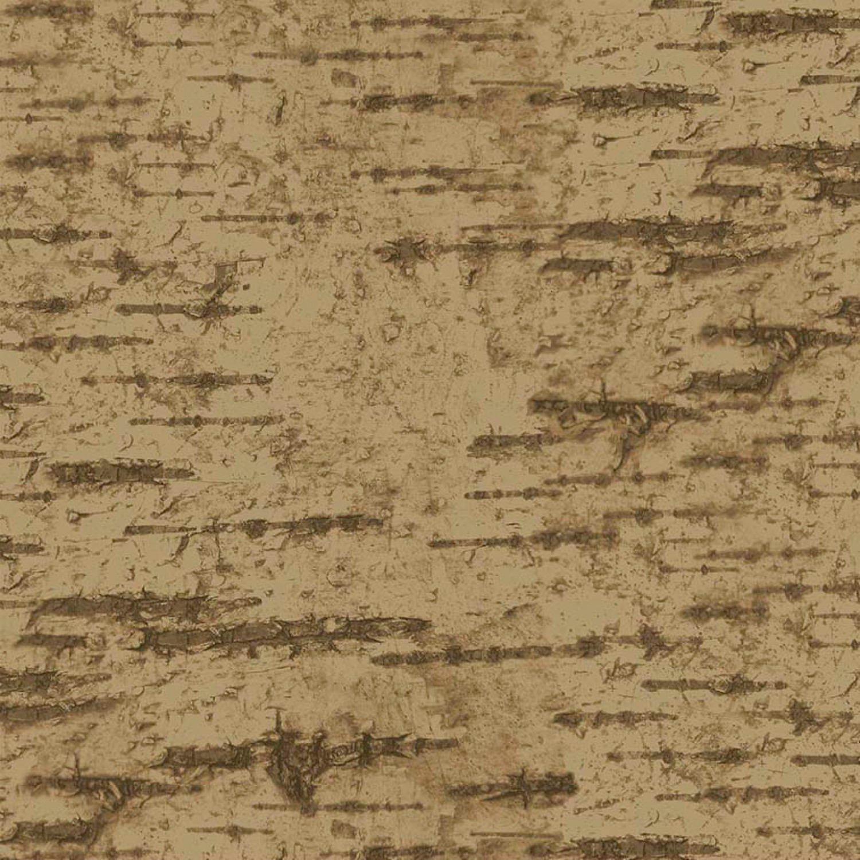 Majestic Outdoors Brown Birck Bark Penny Rose Fabric