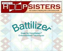 Battilizer Hoop Sisters 24 x 5 yd Pkg24