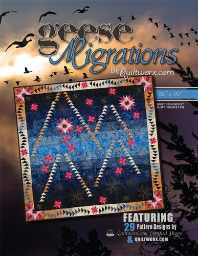Geese Migrations by Quiltworx