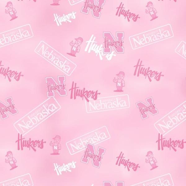 University of Nebraska Pink