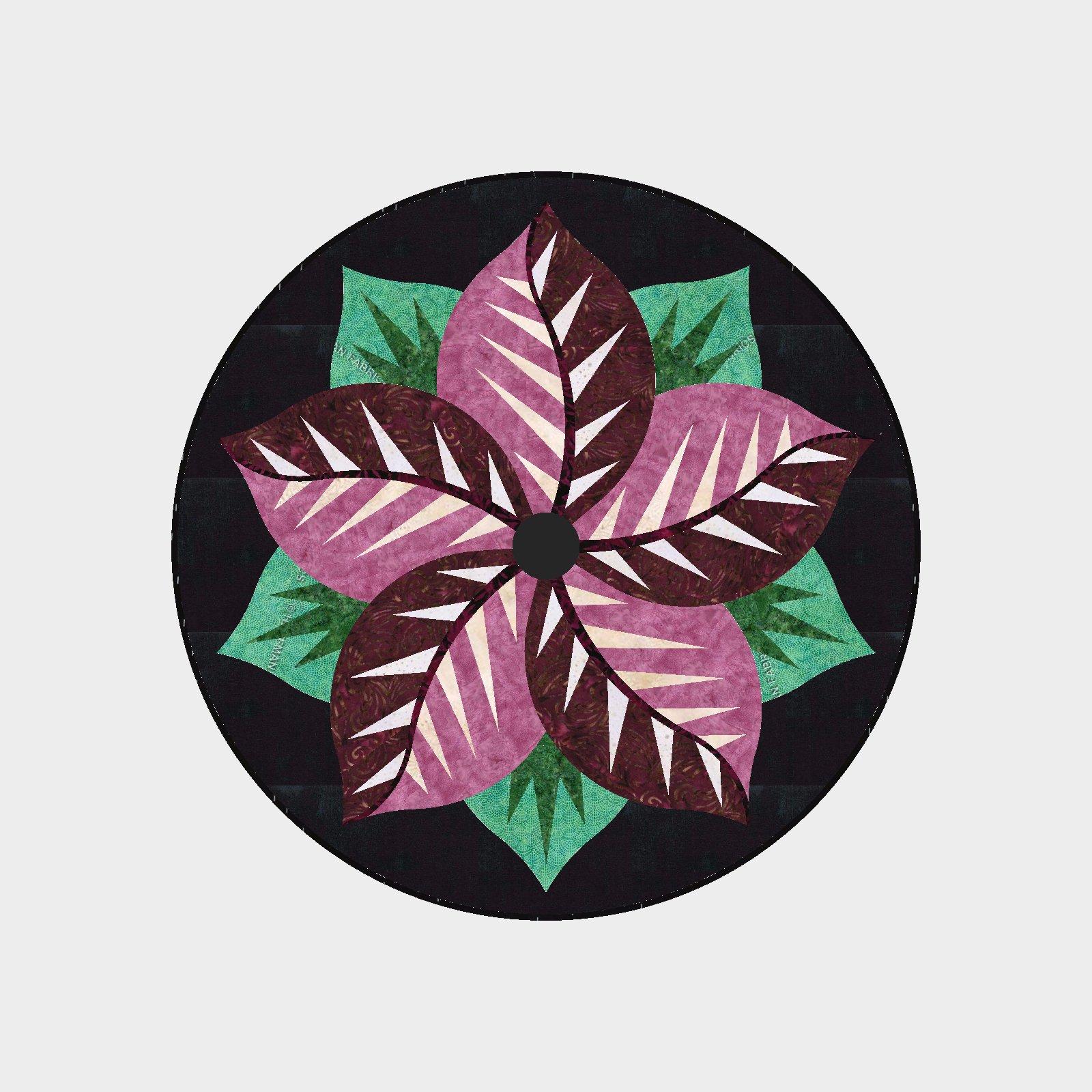 Judy Niemeyer Poinsettia KIT