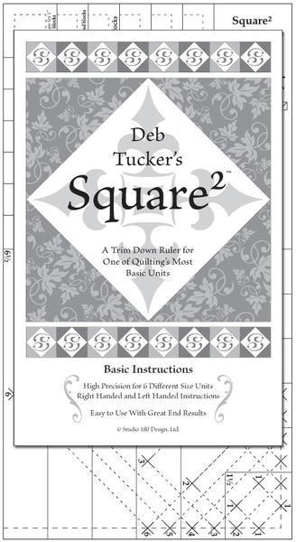 Square 2 Ruler Deb tucker's
