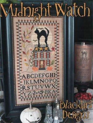 midnight watch blackbird design