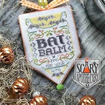bat balm scary apothecary hands