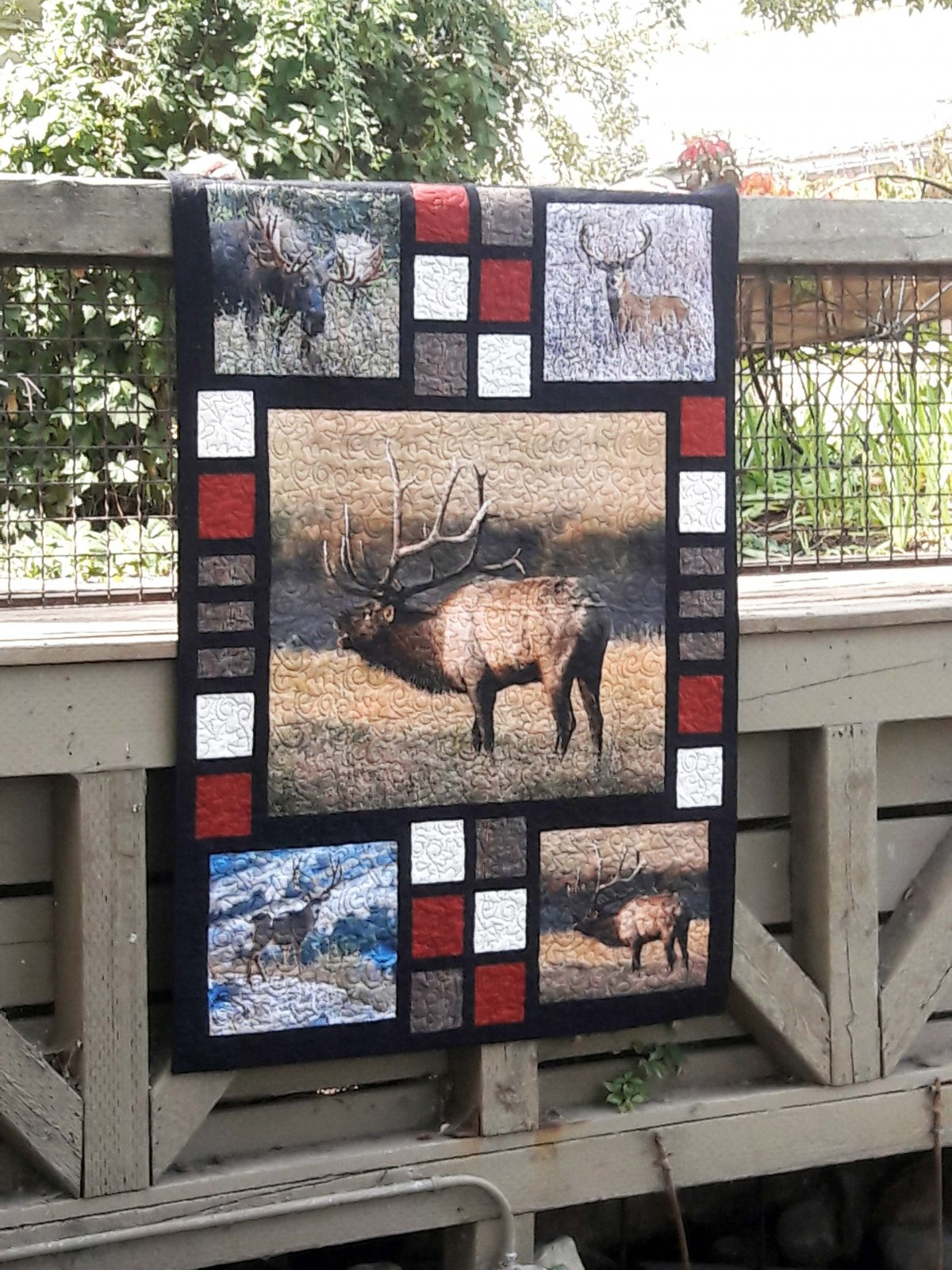 Kings Camo Quilt Kit